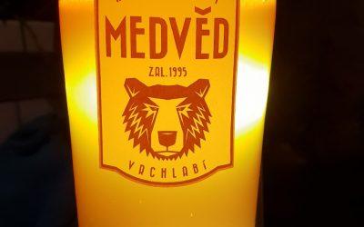 2. pivní degustace vrchlabského pivovaru Medvěd